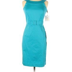 Calvin Klein blue dress Sz 2